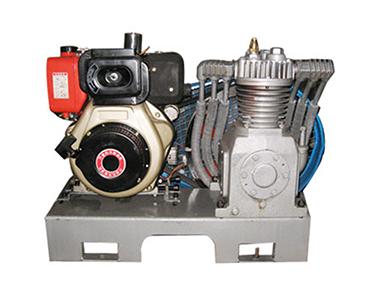 空压机柴油机组
