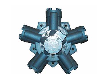 CLJM系列液压马达五缸